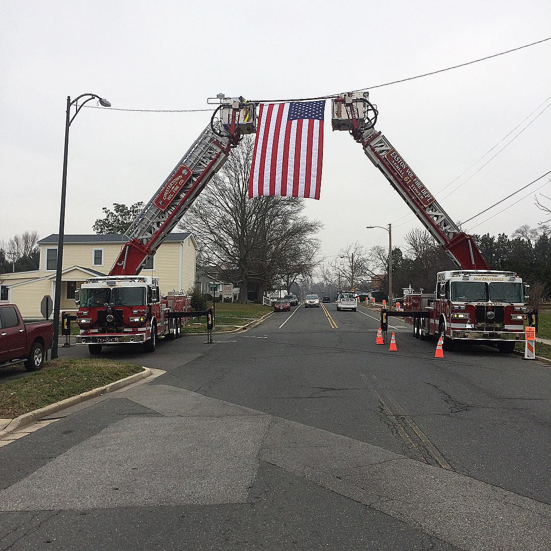 On Friday January 8 2016 the Chestertown Volunteer Fire Companyhellip