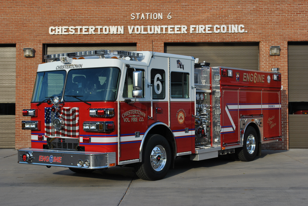 Town of Chestertown » Chestertown Volunteer Fire Company