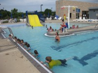 Kent County Community Center Pool