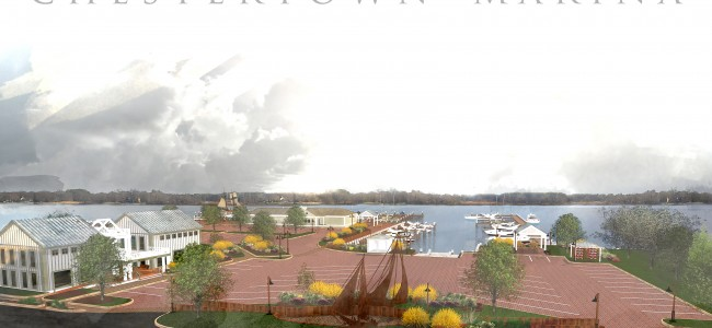Chestertown Marina – View artist renderings of proposed renovations.