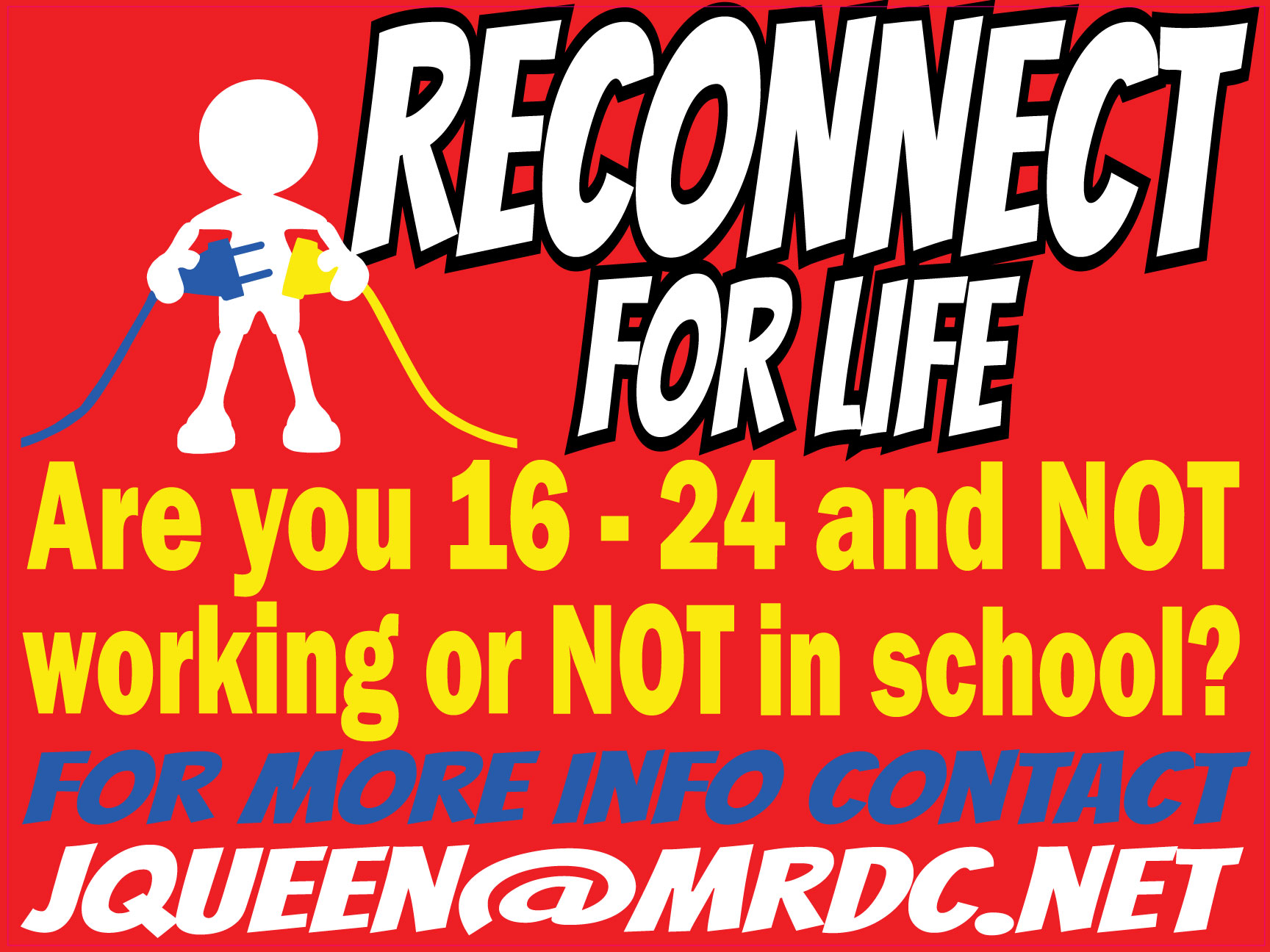 Reconnect for Life!