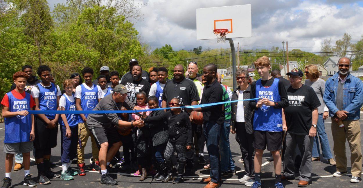 Bayside Hoyas / KCPS Students