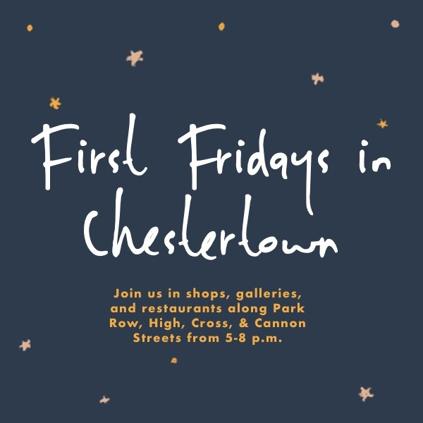 Friday August 1st Free Community >> Town Of Chestertown August First Friday