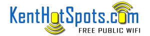 Kent County Host Spots Logo
