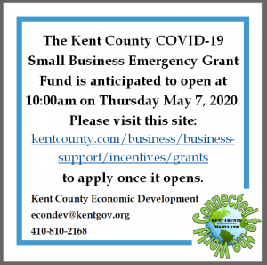 Kent County Small Business Emergency Grant Link