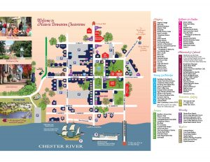 Chestertown Map